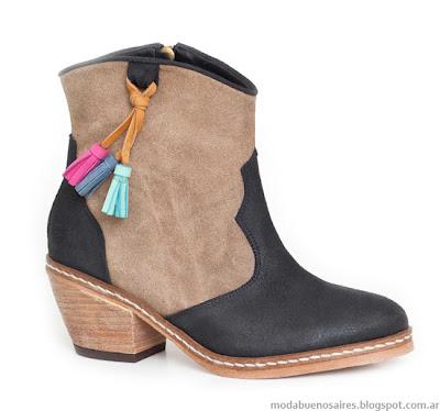 Jow botas otoño invierno 2013