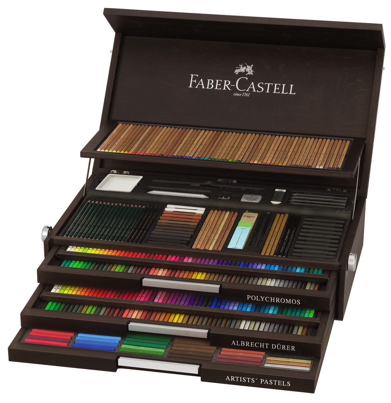 limited edition faber castell 250th anniversary box set. Black Bedroom Furniture Sets. Home Design Ideas