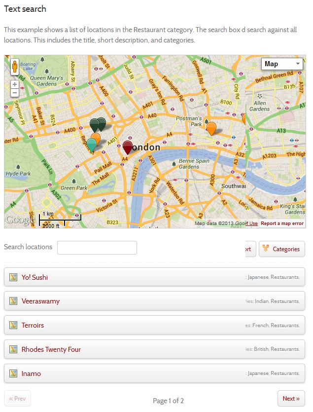 Tangerine controversy google maps locations