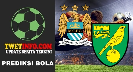 Prediksi Manchester City vs Norwich City