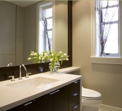 Ba os modernos decoraci n cuartos de ba os - Decoracion de cuartos de banos modernos ...