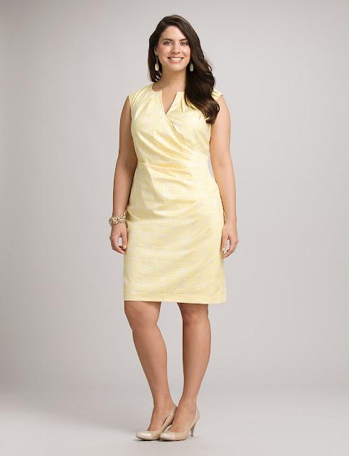 Ideas de como vestir en otoño si soy gorditas | Vestidos