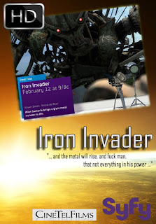 Watch Iron Invader 2011 HDTV Hollywood Movie Online | Iron Invader 2011 Hollywood Movie Poster
