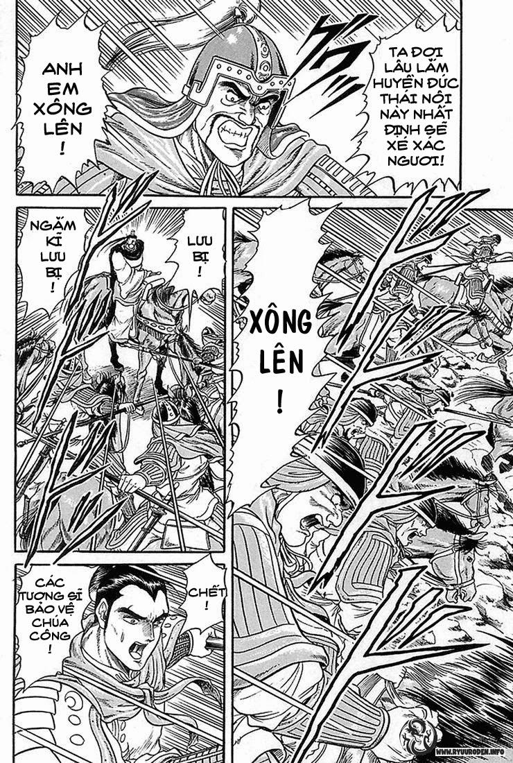Chú Bé Rồng - Ryuuroden chap 5 - Trang 42