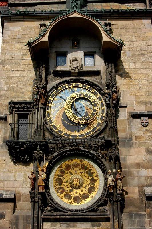 Det astronomiske ur i Prag, Tjekkiet