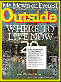 Outside Magazine - Midwest Multisport Life