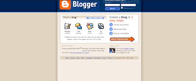 Blogger 2005