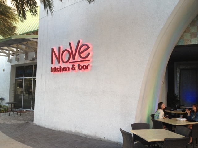 Adventures of The Foodaholic: NoVe Kitchen & Bar