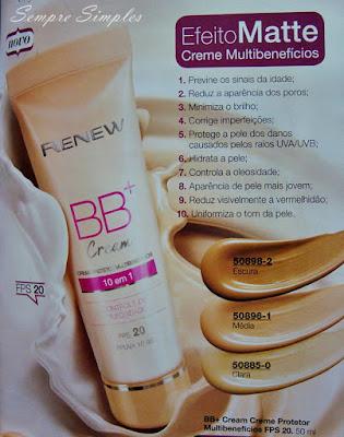 AA Cream, BB Cream, CC Cream, DD Cream, EE Cream