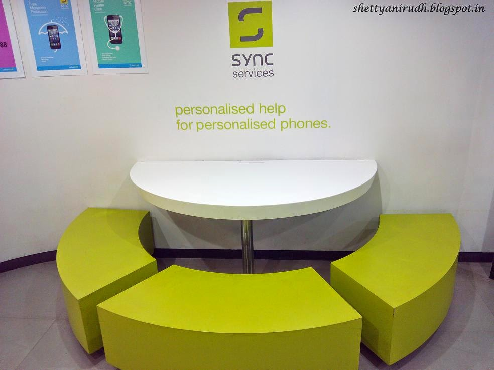 univercell sync, colaba