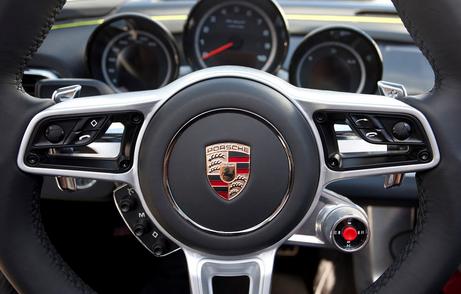 2016 Porsche 918 Spyder Price Tag