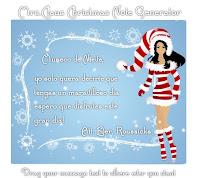 Personaliza esta tarjeta para felicitar por navidad