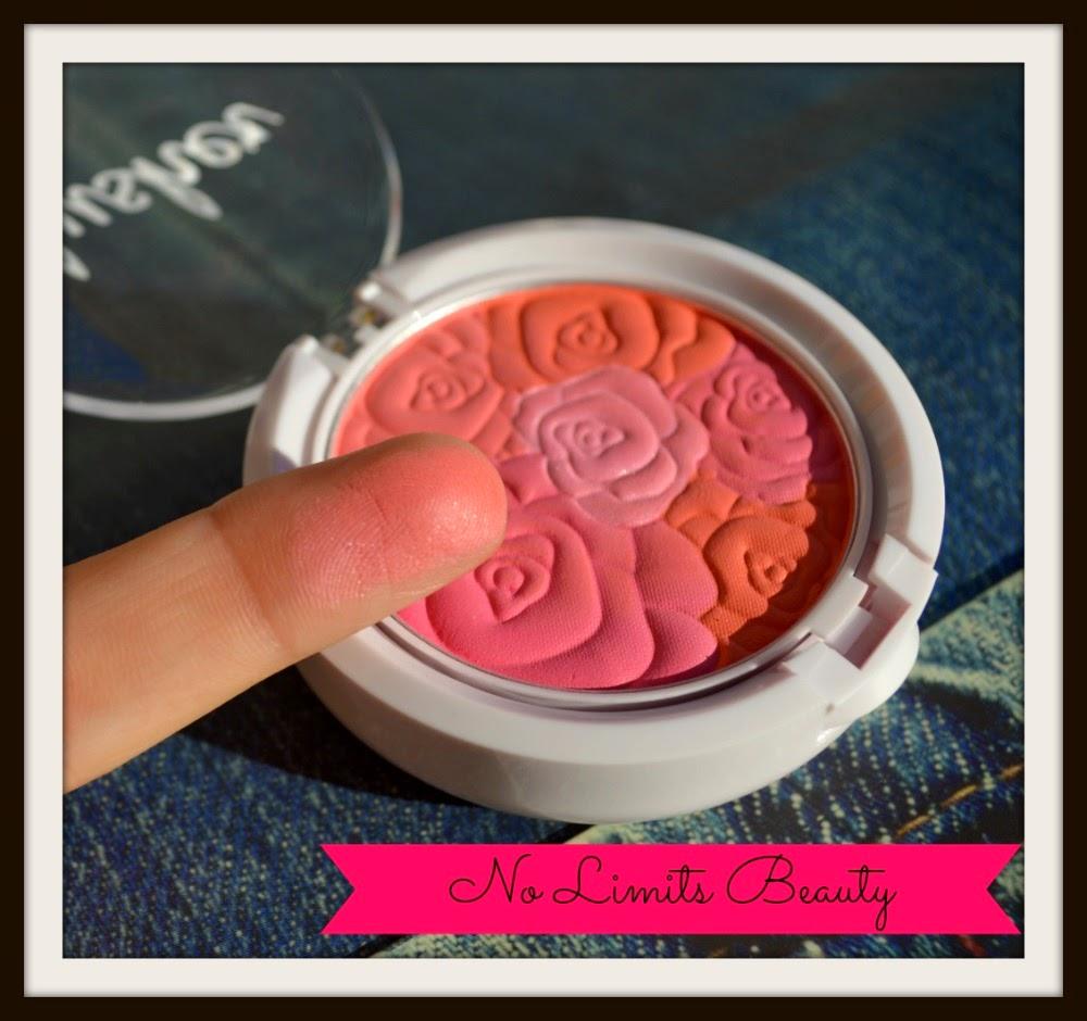 H&M Spring Flower Blush (swatches)