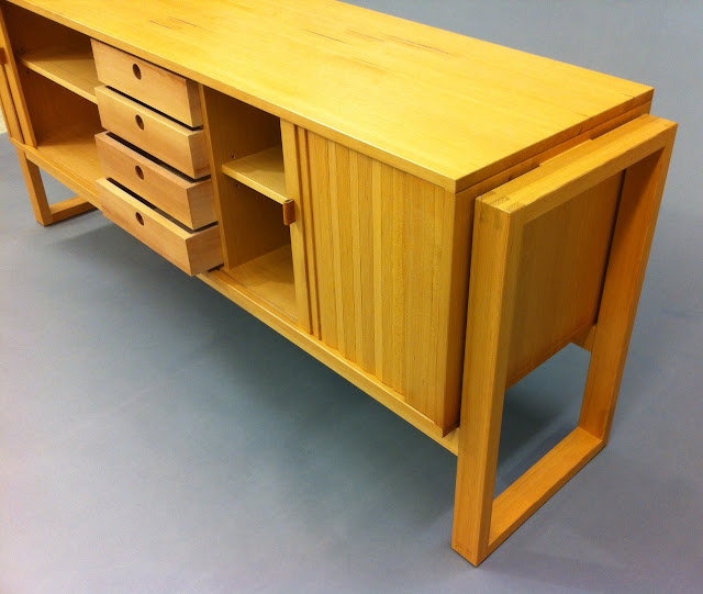 Killscrow Furniture, Darrick Rasmussen, Douglas Fir sideboard