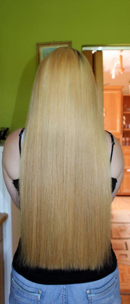 Moja pielęgnacja włosów :)