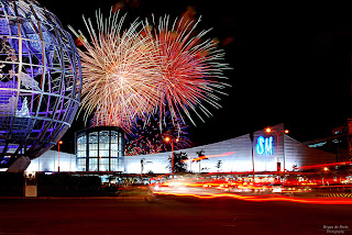 2nd best mall in Manila- MOA