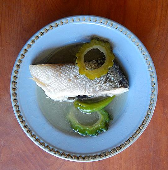 Paksiw Na Bangus (Milkfish Stew)