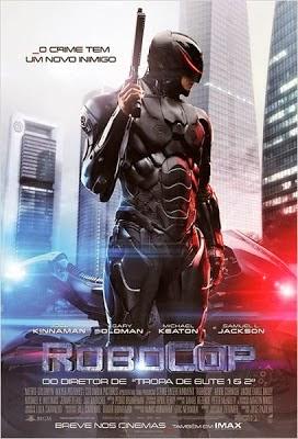 Download RoboCop Dublado (AVI e RMVB) 2014