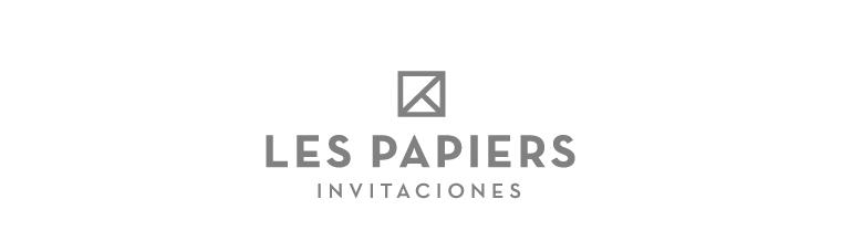Les Papiers Invitaciones