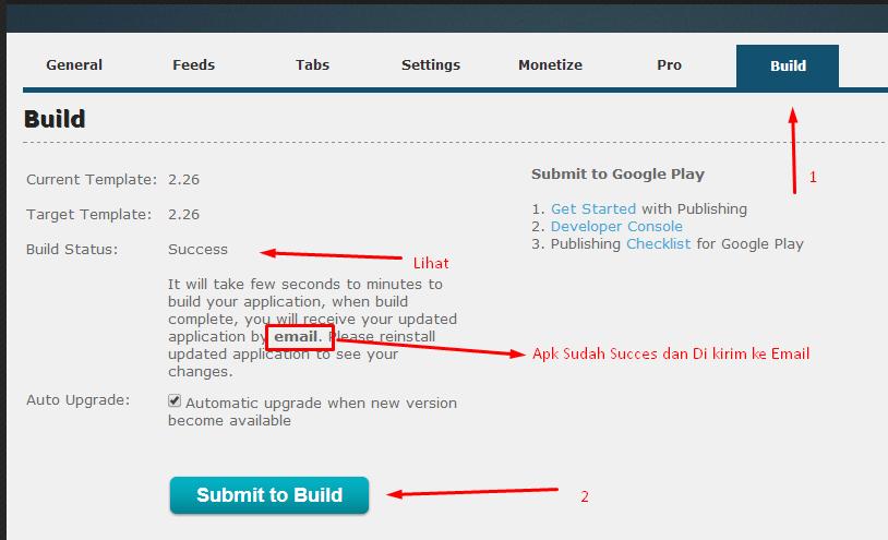 Cara Mudah Membuat Aplikasi Android Gratis 2014