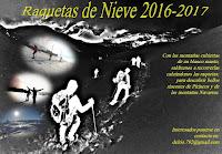 Raquetas/Alpinismo 2017