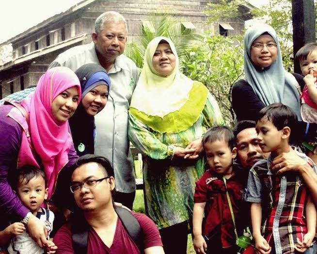 FAMILI BAHAGIA...INSYA-ALLAH