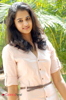 Nanditha Latest Pictures in Short Dress and Prema Katha Chitram Movie Launch  0010