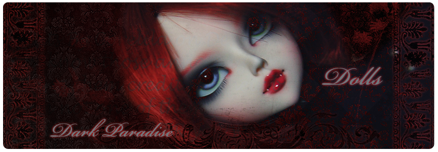 Dark Paradise Dolls