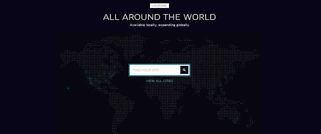 Uber All Around the Over World