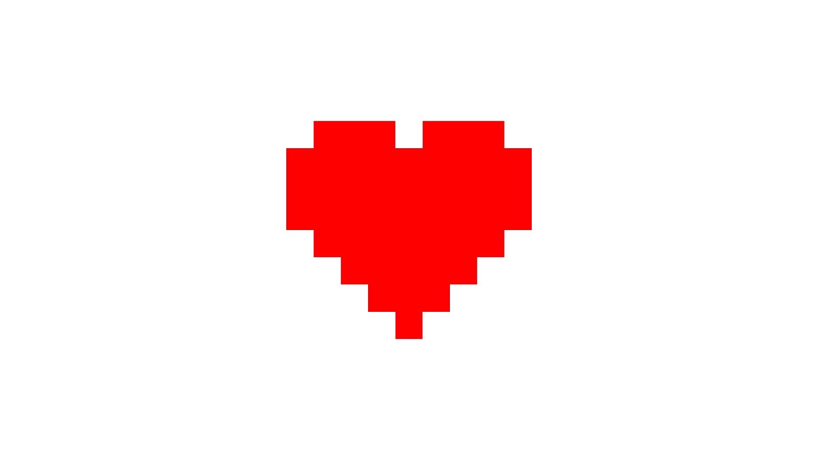 1001 Pixel: Herz