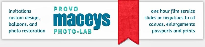 Provo Maceys Photo-Lab