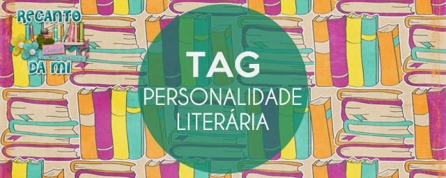 TAG: Personalidade Literária