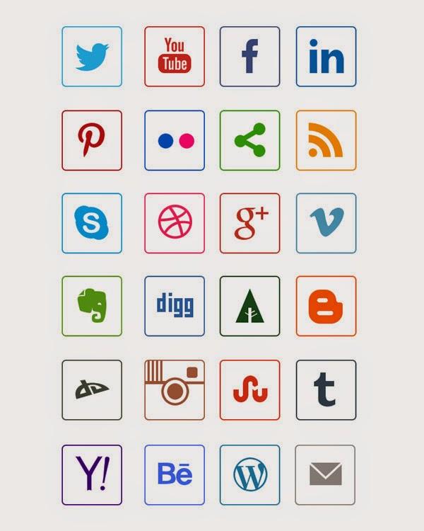 Social Media PSD