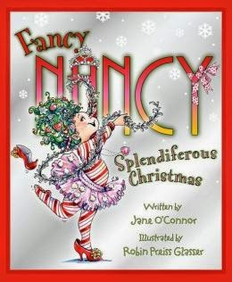 Fancy Nancy Christmas Book
