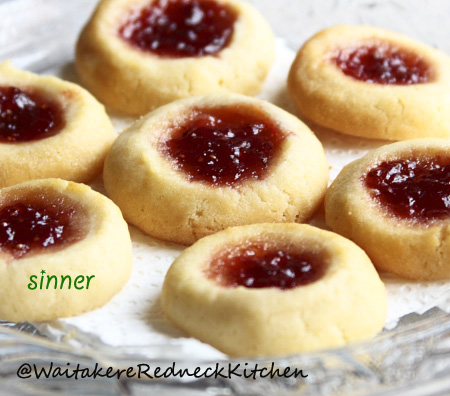 thumbprint biscuits