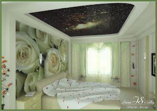 Attractive Designer Bedroom