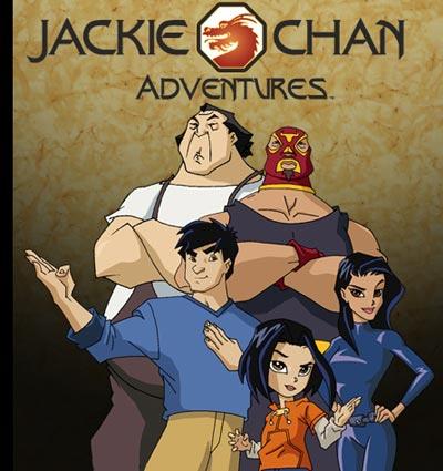 Las aventuras de Jackie Chan T1