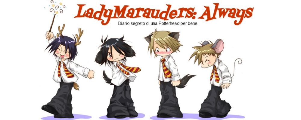 LadyMaruders: Always