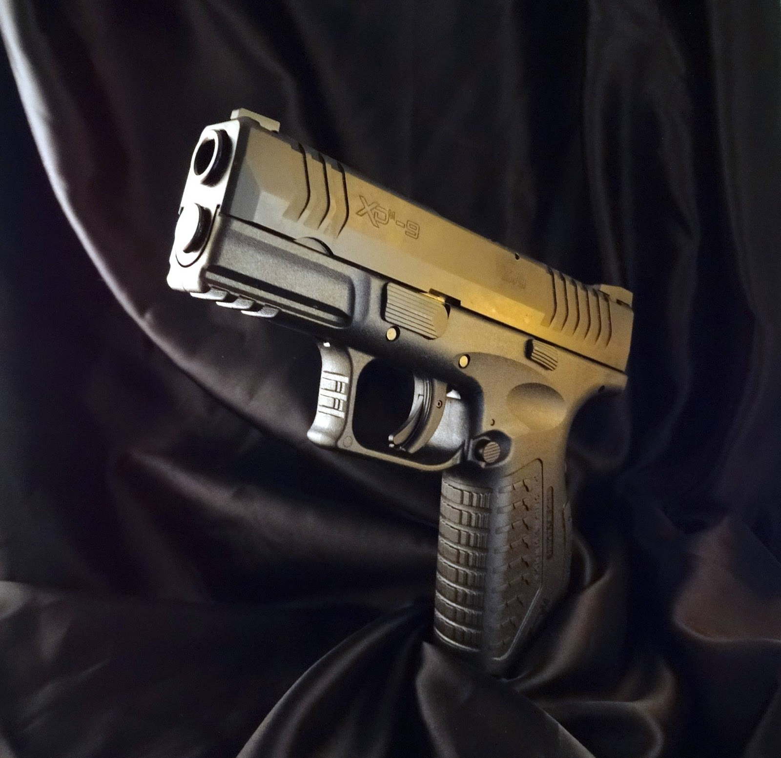 Xdm 3.8 Review Xdm 3.8 Inch 9mm Pistol