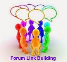 Forum Link Building