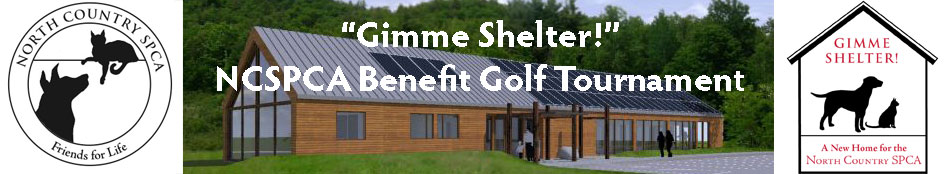 """Gimme Shelter"" NCSPCA Benefit Golf Tournament"