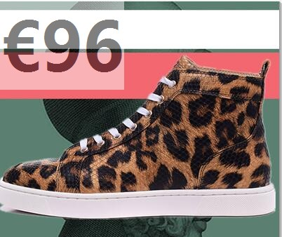 chaussures louboutin leopard