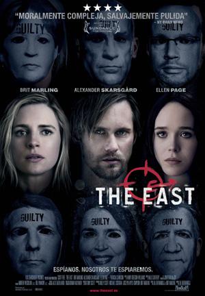 Escenas del estreno The East