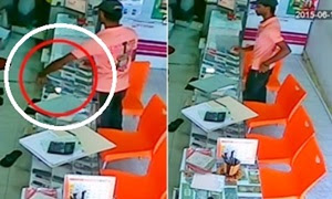 Phone Robbery In Kegalle