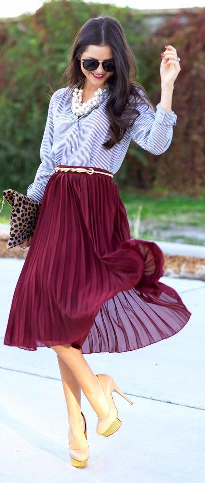 Nice woman fashion