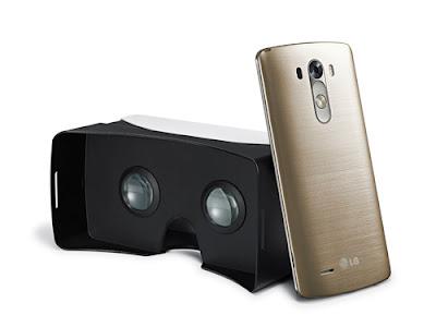LG entra a la realidad virtual