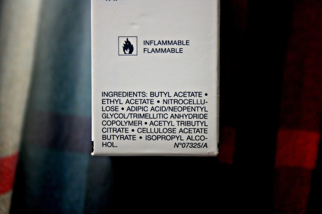 Dior Gel Coat Ingredients