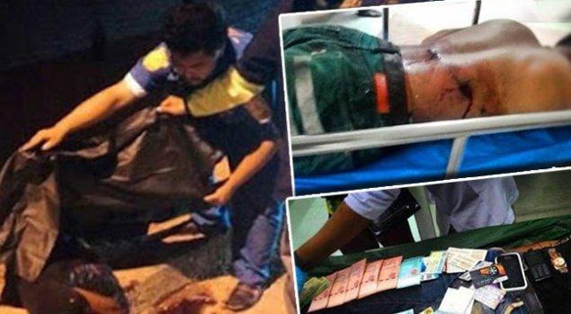 Warga Malaysia maut  ditembak 2 lelaki bermotorsikal angkara mercun