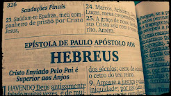 QUEM FOI O AUTOR DA EPÍSTOLA AOS HEBREUS?
