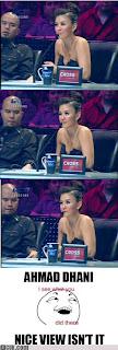 Foto Hot Juri Indonesian Idol [ www.BlogApaAja.com ]